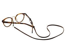 グラスコード メガネチェーン メガネコード 眼鏡コードお洒落なグラスチェーン/老眼鏡/シニアグラス/サングラスストラップ 紐 革 NUBUCK 本革ヌバック 日本製 商品到着後にレビューを書いて次回使えるクーポンをGET!