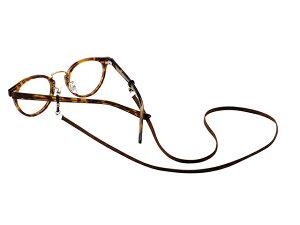 グラスコード メガネチェーン メガネコード 眼鏡コードお洒落なグラスチェーン/老眼鏡/シニアグラス/サングラスストラップ 紐 革 NUBUCK 本革ヌバック 日本製 商品到着後にレビューを書い