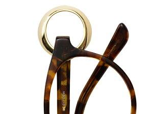 グラスホルダー メガネホルダー 眼鏡ホルダー サングラスホルダー3色 円形(サークル) ピンバッジタイプのお洒落な眼鏡ホルダー/老眼鏡/シニアグラス/サングラスストラップ pins-CIRCLE2