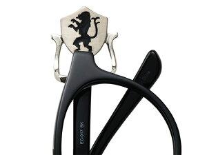グラスホルダー メガネホルダー 眼鏡ホルダー サングラスホルダー3色 ライオン ピンバッジタイプのお洒落な眼鏡ホルダー/老眼鏡/シニアグラス/ストラップ pins-LION2 日本製 商品到着