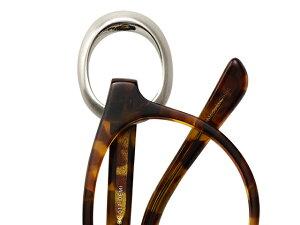 グラスホルダー メガネホルダー 眼鏡ホルダー サングラスホルダー3色 楕円形 ピンバッジタイプのお洒落な眼鏡ホルダー/老眼鏡/シニアグラス/サングラスストラップ pins-OVAL2 日本製