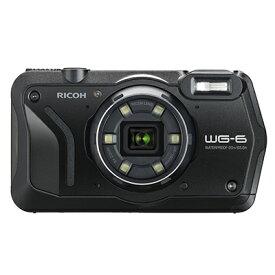 RICOH リコー RICOH WG-6 [ブラック]