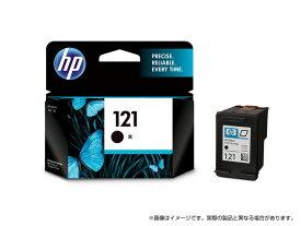 【8/26 9:59までエントリーで全品ポイント10倍】 <インクカートリッジ> HP 121 プリントカートリッジ 黒(CC640HJ)(黒/顔料インク/ヒューレットパッカード)