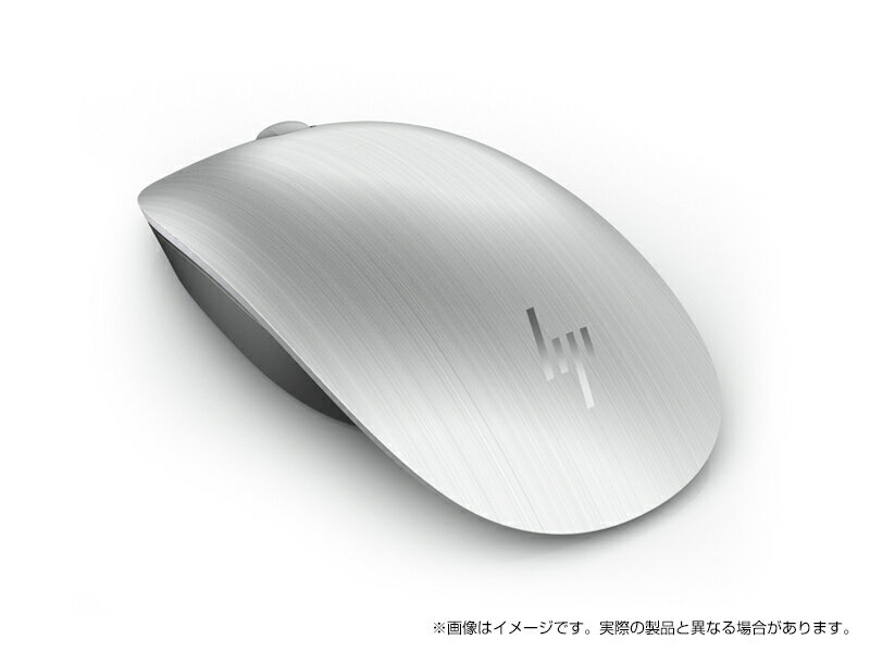 <Bluetooth マウス>HP Spectre マウス・シルバー(1AM58AA#UUF)