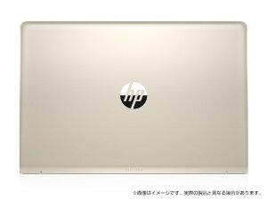 【ワンランク上の頼れる実用派PC】HPPavilion15モダンゴールド(15.6ワイドWindows10HomeインテルCorei7-7500U16GBメモリ128GBSSD+1TBHDD)(型番:1PL65PA-AAAH)ノートパソコンタブレット新品
