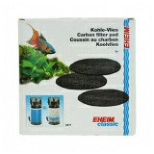 エーハイム 2217用 活性炭フィルターパッド (3枚入) (2628170)