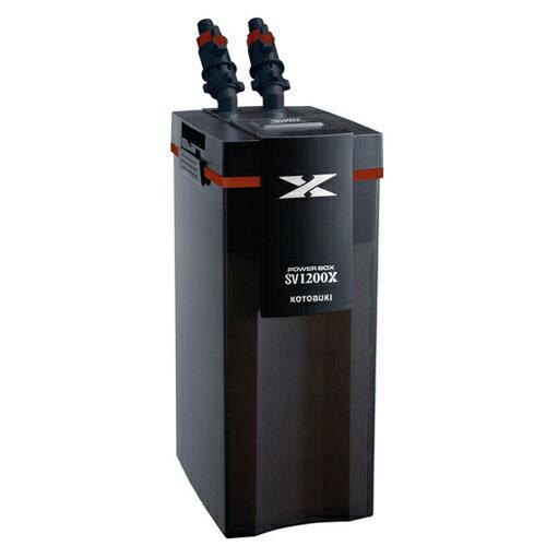 コトブキ パワーボックス SV1200X 淡水・海水両用 水槽用 外部フィルター