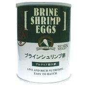 日動稚魚用飼料ブラインシュリンプ卵425gアルテミア耐久卵