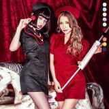"""""""costume【コスチューム】ナース/全3色""""【あす楽対応】ハロウィーンパーティーグッズコスチュームコスプレセットハロウィンHalloween看護婦"""