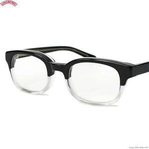 【UNCROWD】 アンクラウド UNCROWD HELLA -PHOTOCHROMIC SERIES- (BLACK GRADATION×GRAY調光レンズ) [UC-001] メンズ アクセサリー サングラス メガネ ヘラー