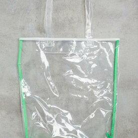 エイソス ASOS asos 透明なプラスチック製のASOSDESIGNトートバッグ バック メンズ 男性 インポートブランド
