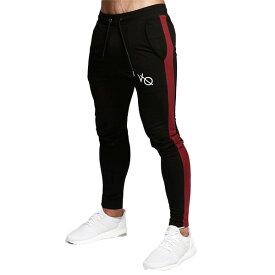 UK発 VANQUISH FITNESS(ヴァンキッシュフィットネス) サイドラインスキニー メンズ ジョガー メンズ スキニージョガー ジョガーパンツ ヴァンキッシュ スウェットパンツ vanquish fitness ヴァンキッシュフィットネス スポーツウェア ジムウェア 小さいサイズあり 高身長