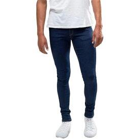 Indigo【ASOS 】【メンズ ボトム】【メンズ デニム】【メンズ ズボン】パンツ/ストレッチデニム【大きいサイズ】【インポート】【スーパースキニー】【ブルー】【ジーンズ】 【ジーパン】スーパースキニージーンズ【インディゴ】 男