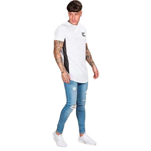 EMULATE(エミュレート) デニム jeans スキニーデニム スキニー ジーンズ スキニーフィット リップデニム 20代 30代 40代 ファッション コーディネート 大きいサイズ 日本未入荷 メンズ レディース カジュアル ユニセックス メンズ 大人 男性 女性 denim XS S M L XL
