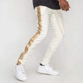 LA発【EPTM(エピトミ)】metallic サイドライン ジョガーパンツ スウェットパンツ スウェット スキニー ジムウェア フィットネスウェア スリム ファスナー 日本未入荷 インポートブランド パンツ 20代 30代 40代 メンズ ユニセックス ファッション 高身長 低身長