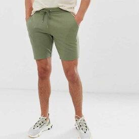 ASOS スウェットパンツ スキニー ジョガーパンツ スウェット パンツ スウェットパンツ サイドストライプ インポート メンズ 大きいサイズ 20代 30代 40代 ファッション コーディネート オシャレ カジュアル エイソス ジョガーパンツ asos 小さいサイズあり
