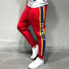 Gentleman To Be(ジェントルマントゥービー)サイドライン スウェットパンツ ジョガーパンツ メンズ ライン フィットネス ジム スウェットパンツ ジョガーパンツ 20代30代40代 日本未入荷 大きいサイズあり edm フェス ファッション 京都のセレクトショップdivacloset