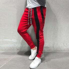 Gentleman To Be(ジェントルマントゥービー)ストライプ スウェットパンツ ジョガーパンツ メンズ ライン フィットネス ジム スウェットパンツ ジョガーパンツ 20代30代40代 日本未入荷 大きいサイズあり edm フェス ファッション 京都のセレクトショップdivacloset
