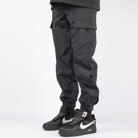 BLACKTAILOR(ブラックテイラー) インポートブランド メンズ カーゴパンツ フロントポケット ジム スウェットパンツ ジョガーパンツ 20代30代40代 日本未入荷 大きいサイズあり 流行 最新 メンズカジュアル edm フェス ファッション