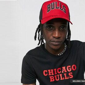 New Era ニューエラ Chicago Red Bulls snapback trucker cap in red ロゴ キャップ CAP メンズ ユニセックス 20代 30代 40代 ファッション コーディネート オシャレ トレンド Tシャツ 半袖 インポート トレンド レディース 京都のセレクトショップdivacloset