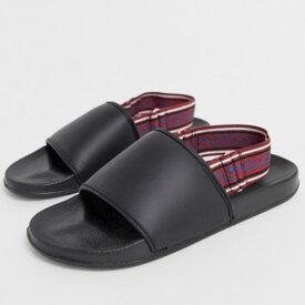 asos ASOS エイソス スリッポン スリップオン plimsolls サンダル トレンド シューズ メンズ 靴 20代 30代 40代 ファッション コーディネート アウトフィット アウトドアー オシャレ 大人 ・Jジュアル 小さいサイズあり