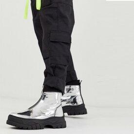 asos ASOS エイソス レースアップブーツ レースアップ シューズトレンド シューズ メンズ 靴 20代 30代 40代 ファッション コーディネート アウトフィット アウトドアー オシャレ 大人 カジュアル 小さいサイズあり