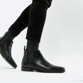 asos ASOS エイソス 本革 レースアップ シューズトレンド シューズ メンズ 靴 20代 30代 40代 ファッション コーディネート アウトフィット アウトドアー オシャレ 大人 カジュアル 小さいサイズあり
