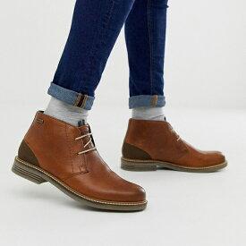 靴 シューズ ASOSセレクト Barbour asos ASOS エイソス メンズ Barbour Readhead 日焼け 皮革 ミッドブーツ ひも 締めます 大きいサイズ インポート エクストリームスーパースキニーフィット スウェットパンツ ジーンズ ジーパン 20代 30代 40代 ファッション コーディネート