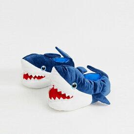 靴 シューズ ASOSセレクト Loungeable asos ASOS エイソス メンズ Loungeables サメ スリッパ 大きいサイズ インポート エクストリームスーパースキニーフィット スウェットパンツ ジーンズ ジーパン 20代 30代 40代 ファッション コーディネート