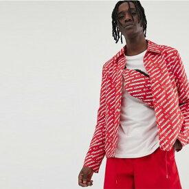 ASOS メンズ 恋人ジャケット アウター オシャレ トレンド インポート トップス 20代 30代 40代 ファッション コーディネート 小さいサイズから大きいサイズまであり