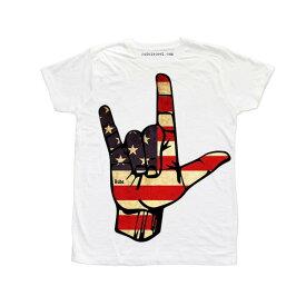 RUDE(ルード)ルード tシャツ イタリア ロック タトゥー Tシャツ 20代 30代 40代 ファッション コーディネート 大きいサイズ 日本未入荷 半袖 メンズ カジュアル ユニセックス メンズ 大人 男性 女性 レディース プリントt ホワイト divacloset プリント Tシャツ フォトt