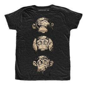 RUDE(ルード)ルード tシャツ サル モンキー ロック プリント Tシャツ 20代 30代 40代 ファッション コーディネート 大きいサイズ 日本未入荷 半袖 メンズ カジュアル ユニセックス メンズ 大人 男性 女性 レディース プリントt ホワイト divacloset プリント Tシャツ