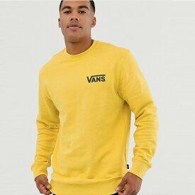 Vans バンズ メンズ トップス スウェットシャツ トレーナー ロゴ 20代 30代 40代 ファッション コーディネート オシャレ トレンド Tシャツ 長袖 インポート トレンド 京都セレクトショップdivacloset