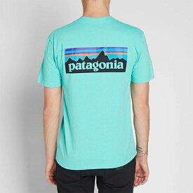 PATAGONIA パタゴニア patagonia Tシャツ VJOSA GREEN  メンズ コットン トップス プルオーバー メンズ 長袖 ロングスリーブ フェス トレンド インポート 大きいサイズあり 流行 最新 メンズカジュアル