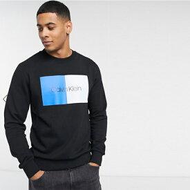 Calvin Klein カルバンクライン Calvin Klein Jeans カルバンクライン ロゴスウェットシャツ 小さいサイズから大きいサイズまで