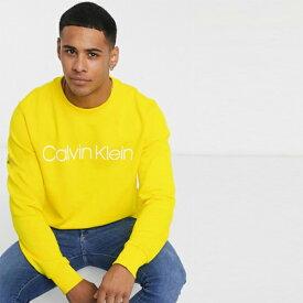 Calvin Klein カルバンクライン Calvin Klein Jeans ロゴスウェットシャツ 小さいサイズから大きいサイズまで