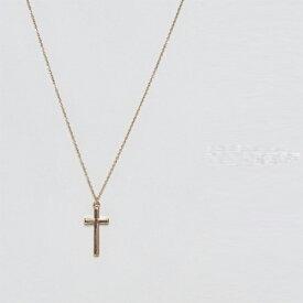 アイコン ブランド クロス ペンダント ネックレス アンティーク ゴールド 20代 30代 40代 ファッション コーディネート オシャレ カジュアル
