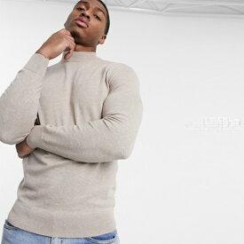 バートン メンズ ウェア タートル ネック ジャンパートップス 長袖 インポート 大きいサイズ 20代 30代 40代