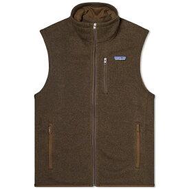 PATAGONIA パタゴニア ベター セーター ベスト 20代 30代 40代 インポート ブランド