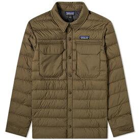 PATAGONIA パタゴニア サイレント ダウン シャツ ジャケット メンズ フェス トレンド インポート 大きいサイズあり 流行 最新 メンズカジュアル