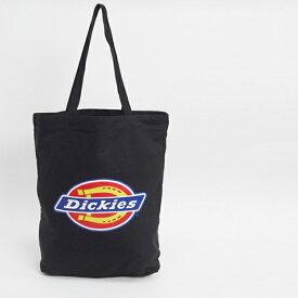 Dickies Malvern トートバッグ ロゴ入り ブラック 20代 30代 40代 ファッション コーディネート インポートブランド