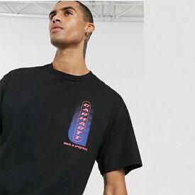 Carhartt WIP Ninety Tシャツ(ブラック) メンズ 20代 30代 40代 ファッション コーディネート 小さいサイズから大きいサイズまで オシャレ トレンド インポート トレンド