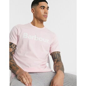 ASOSセレクト Barbour asos ASOS エイソス メンズ Barbour ピンク ロゴ Tシャツ 大きいサイズ インポート エクストリームスーパースキニーフィット スウェットパンツ ジーンズ ジーパン 20代 30代 40代 ファッション コーディネート