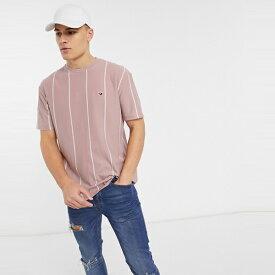 ASOSセレクト Topman asos ASOS エイソス メンズ Topman ピンク 白 ストライプ Tシャツ 大きいサイズ インポート エクストリームスーパースキニーフィット スウェットパンツ ジーンズ ジーパン 20代 30代 40代 ファッション コーディネート