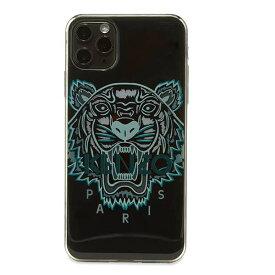 KENZO(ケンゾー) ケンゾー 3D TIGER iPhone11 Pro ケース ブラック スマホケース ハイブランド インポート ブランド ファッション アイフォンケース