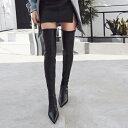 ロングブーツ ニーハイブーツ 歩きやすい ブーツ 女性 レディース ファッション PUレザー スエード 20代 30代 40代 diva 大きいサイズあり 小さいサイズあり 高身長 ニーハイブーツ ニーハイ スリム ニーハイブーツ 大きいサイズ ニーハイブーツ レザー