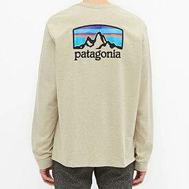 PATAGONIA パタゴニア patagonia ロンT シビリティーパミス メンズ コットン トップス プルオーバー メンズ 長袖 ロングスリーブ フェス トレンド インポート 大きいサイズあり 流行 最新 メンズカジュアル