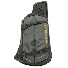 PATAGONIA パタゴニア ロゴ バック アトム8Lスリングパック 鞄 メンズ ユニセックス 20代 30代 40代 ファッション コーディネート オシャレ トレンド インポート トレンド レディース 京都のセレクトショップdivacloset
