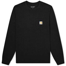 カーハート CARHARTT WIP 長袖ポケットティー ロンT Tシャツ メンズ インポート ブランド