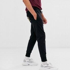asosセレクト Love Moschino ASOS エイソス メンズ ジョガー ジョガーパンツ スウェットパンツ ジョガー ロゴ レギュラーフィット ボトム ストレッチ トレンド 大きいサイズ インポート カジュアル 20代 30代 40代 50代 お洒落 小さいサイズあり